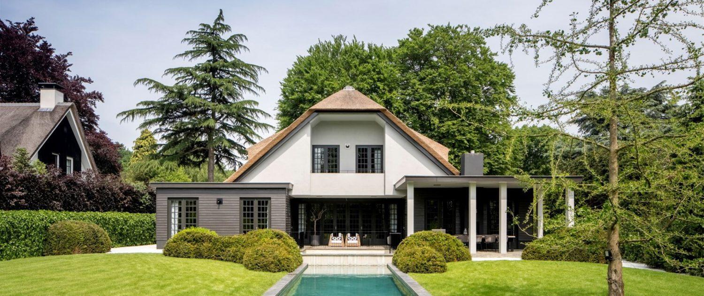 klassiek moderne villa Blaricum