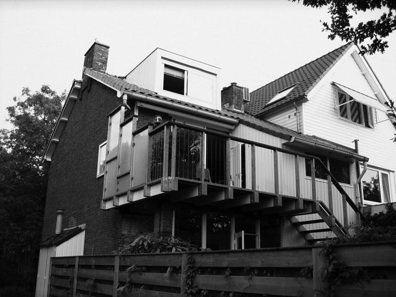 moderne verbouwing woning Amstelveen