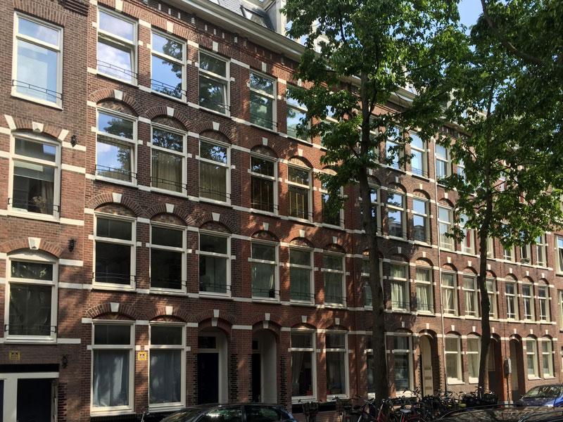 Renovatie Sociale huur Van Oostadestraat