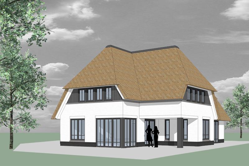 Villa Noordwijk klassiek modern