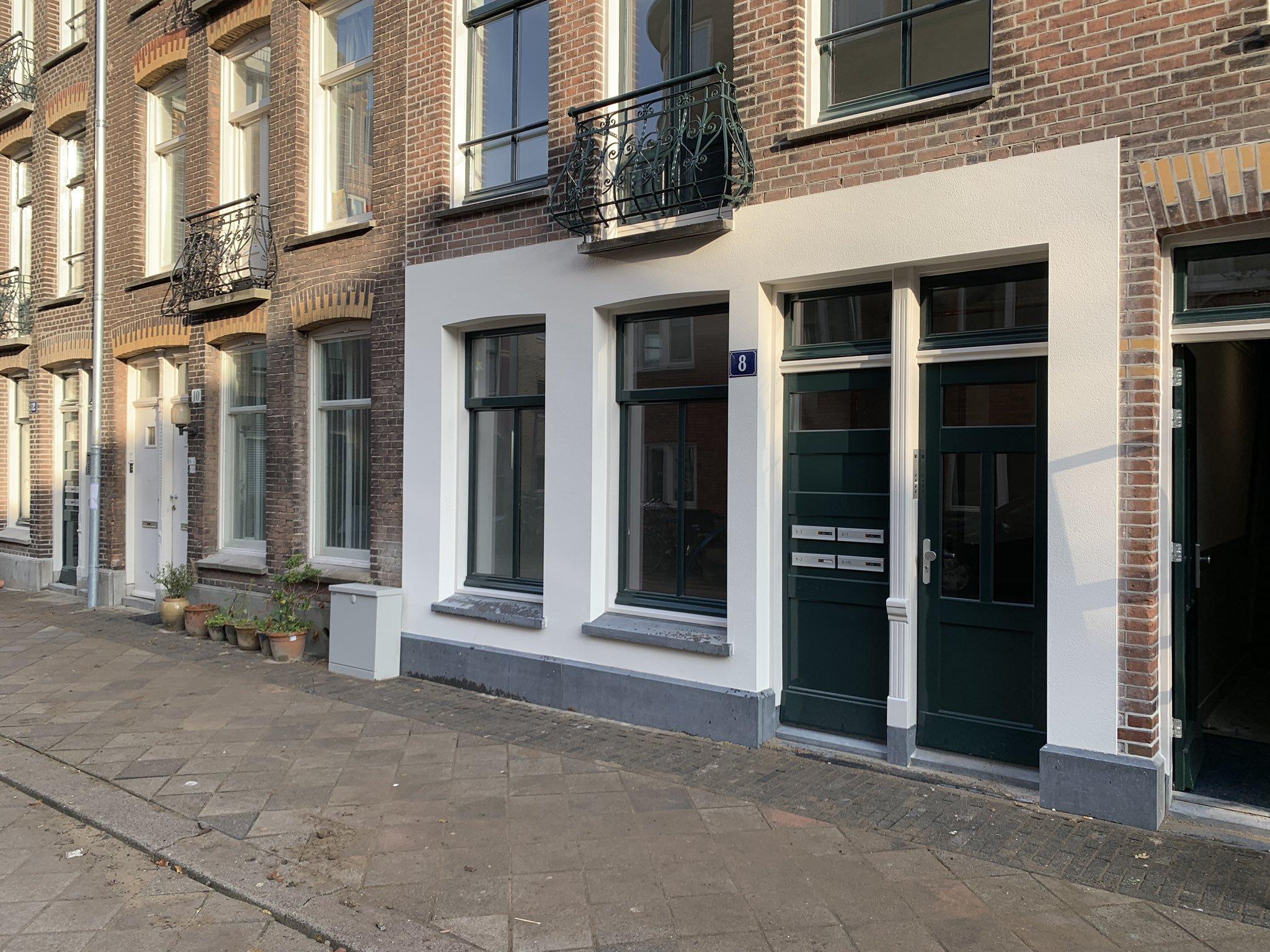 Simon Stevinstraat Renovatie Amsterdam