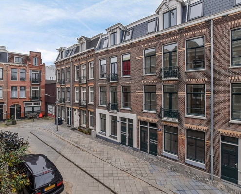 Renovatie Simon Stevinstraat Amsterdam
