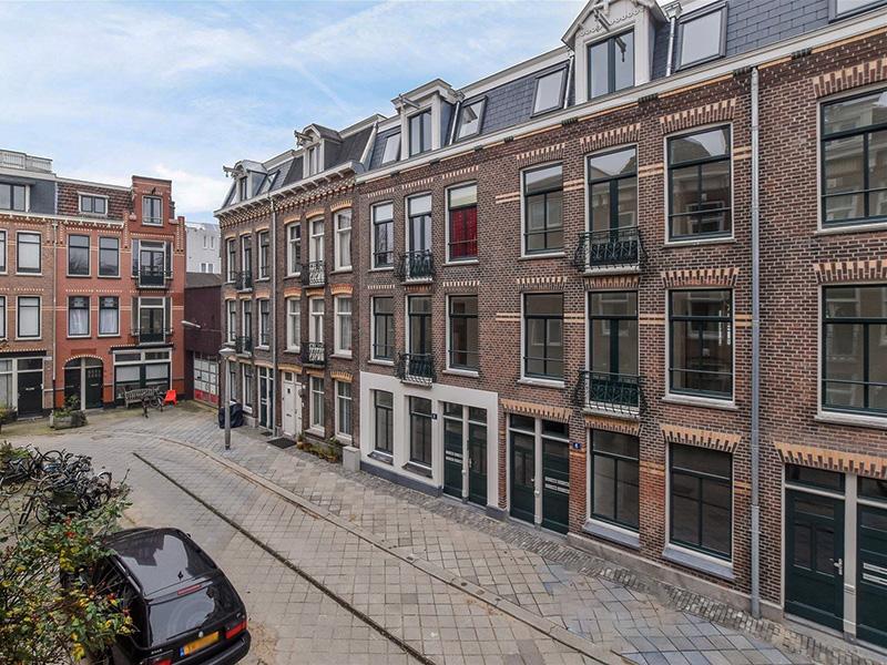 Renovatie Simon Stevinstraat Amsterdam